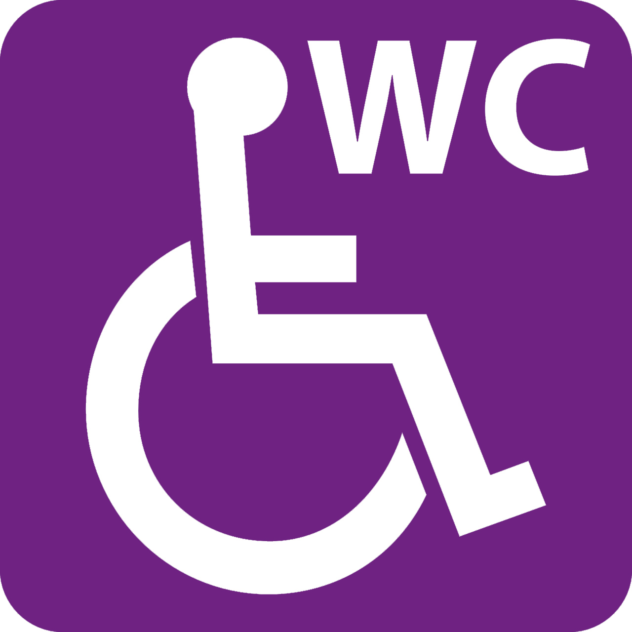 Behindertentoilette | Invalidentoilet