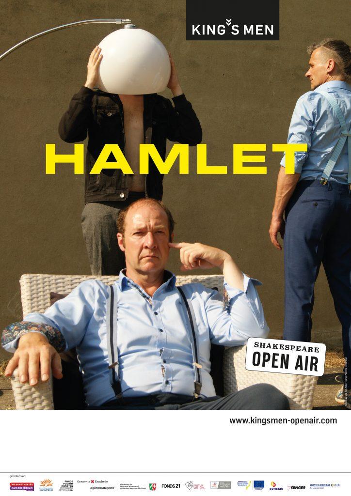 Plakat HAMLET A3