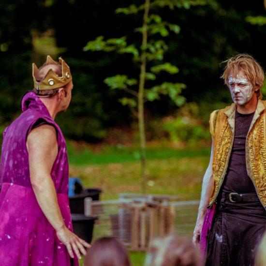 KING'S MEN: MACBETH